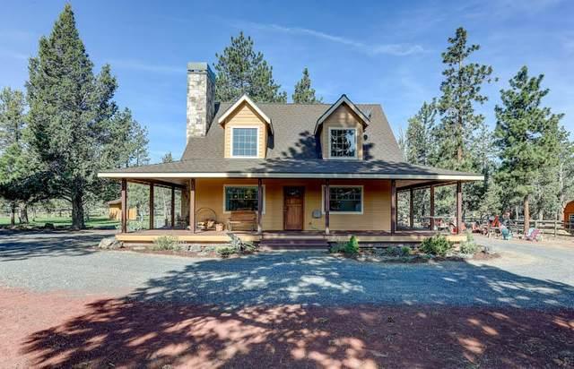 16738 Pine Tree Lane, Sisters, OR 97759 (MLS #220101965) :: Berkshire Hathaway HomeServices Northwest Real Estate