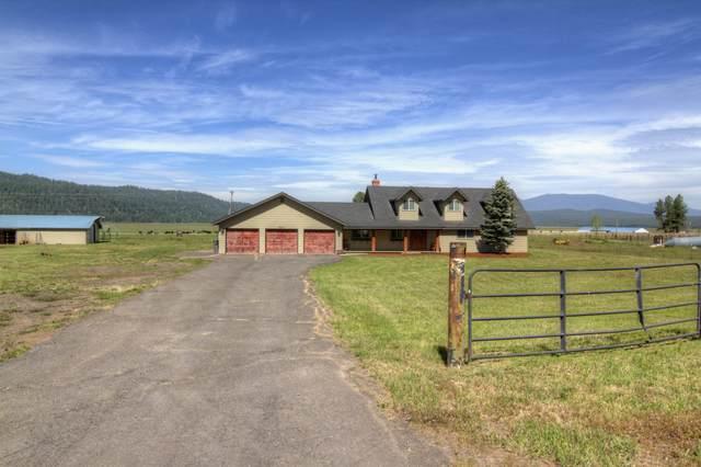 3030 Round Lake Road, Klamath Falls, OR 97601 (MLS #220102023) :: Berkshire Hathaway HomeServices Northwest Real Estate