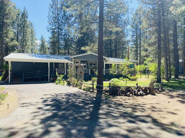 14705 N Sugar Pine Way, La Pine, OR 97739 (MLS #220102083) :: Berkshire Hathaway HomeServices Northwest Real Estate