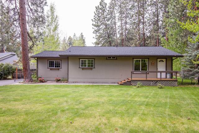 60293 Arapaho Lane, Bend, OR 97702 (MLS #220102140) :: The Ladd Group