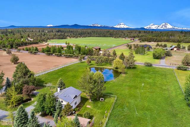 65120 Collins Road, Bend, OR 97703 (MLS #220102148) :: Berkshire Hathaway HomeServices Northwest Real Estate