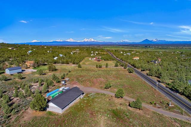 9902 SW Riggs Road, Powell Butte, OR 97753 (MLS #220102198) :: Fred Real Estate Group of Central Oregon