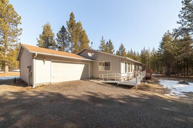 16168 Hawks Lair Road, La Pine, OR 97739 (MLS #220102233) :: The Ladd Group