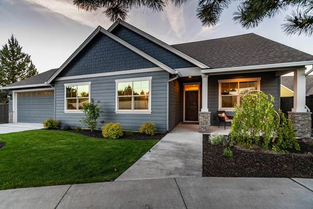 20856 Morningstar Drive, Bend, OR 97701 (MLS #220102246) :: The Ladd Group