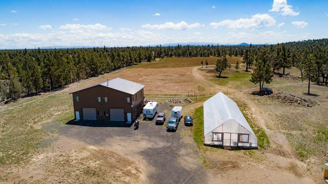 Address Not Published, Bend, OR 97703 (MLS #220102290) :: The Payson Group