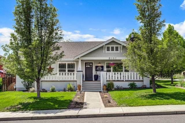 2387 NW 2nd Street, Bend, OR 97701 (MLS #220102350) :: Fred Real Estate Group of Central Oregon