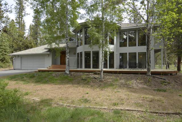 18196 Oregon Loop, Sunriver, OR 97707 (MLS #220102370) :: Berkshire Hathaway HomeServices Northwest Real Estate