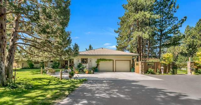 69113 Camp Polk Road, Sisters, OR 97759 (MLS #220102390) :: Berkshire Hathaway HomeServices Northwest Real Estate