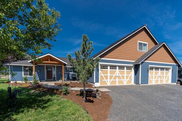 63660 Gentry Loop, Bend, OR 97701 (MLS #220102487) :: Berkshire Hathaway HomeServices Northwest Real Estate