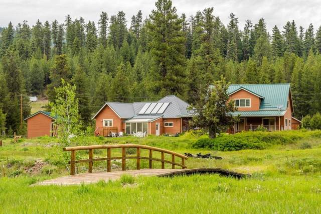 34688 NE Ochoco Highway, Prineville, OR 97754 (MLS #220102516) :: Coldwell Banker Sun Country Realty, Inc.