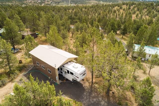 14300 SE Easy Street, Prineville, OR 97754 (MLS #220102650) :: Team Birtola | High Desert Realty
