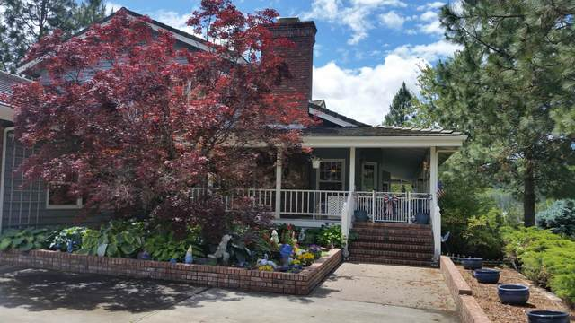 2557 Upper Applegate Road, Jacksonville, OR 97530 (MLS #220102867) :: The Payson Group