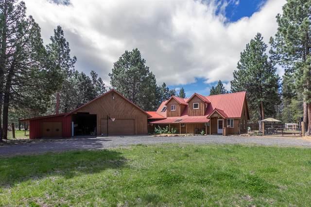 14355 Fern Dell Loop, La Pine, OR 97739 (MLS #220103007) :: Berkshire Hathaway HomeServices Northwest Real Estate