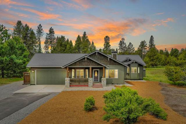 54891 Huntington Road, Bend, OR 97707 (MLS #220103062) :: Bend Relo at Fred Real Estate Group