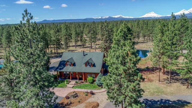 16443 Dea Drive, Bend, OR 97703 (MLS #220103148) :: Berkshire Hathaway HomeServices Northwest Real Estate