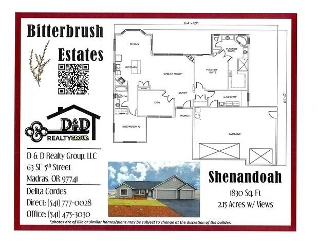 Lot 5 NE Valley View Court, Madras, OR 97741 (MLS #220103164) :: Berkshire Hathaway HomeServices Northwest Real Estate