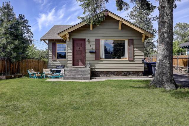 436 NE Clay Avenue, Bend, OR 97701 (MLS #220103269) :: The Ladd Group