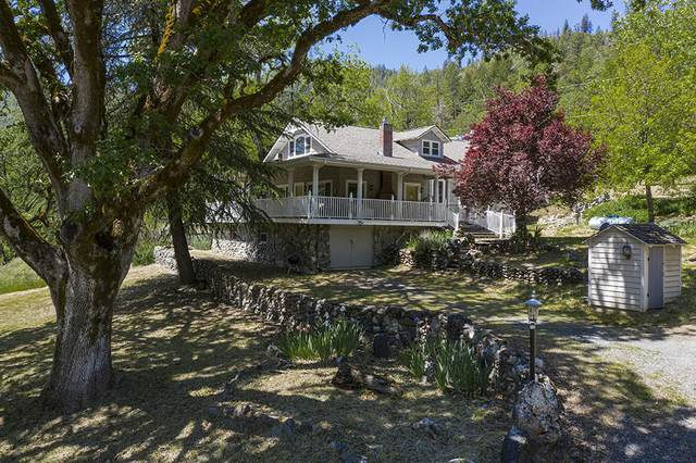 16995 E Evans Creek Road, Rogue River, OR 97537 (MLS #220103311) :: Berkshire Hathaway HomeServices Northwest Real Estate