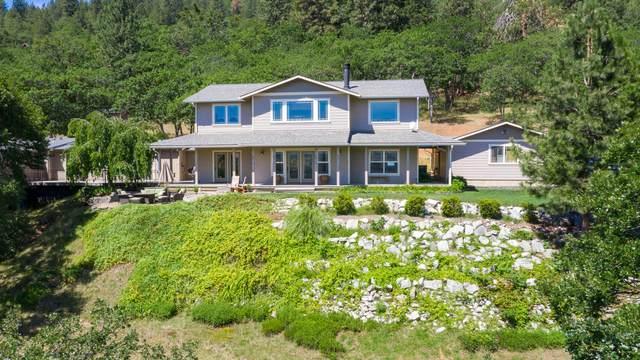 3708 Siskiyou Boulevard, Ashland, OR 97520 (MLS #220103374) :: Berkshire Hathaway HomeServices Northwest Real Estate