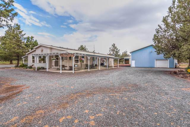 14818 SW Chickadee Road, Terrebonne, OR 97760 (MLS #220103385) :: Team Birtola | High Desert Realty