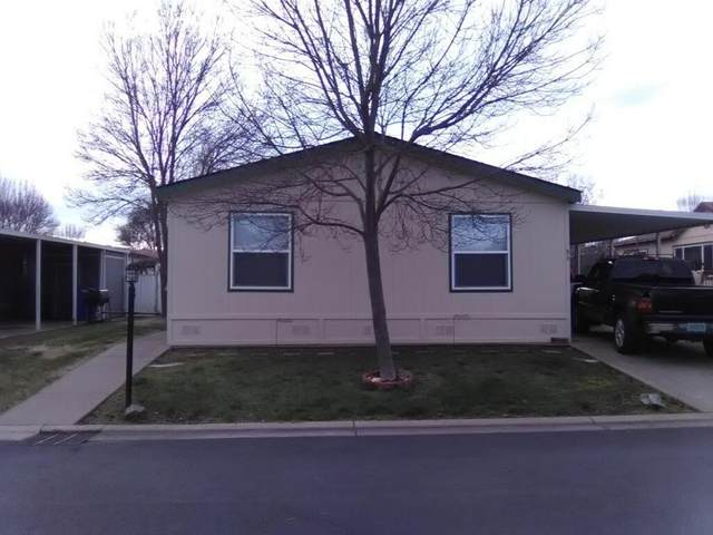 633 Archwood Drive #95, Eagle Point, OR 97524 (MLS #220103502) :: Bend Relo at Fred Real Estate Group