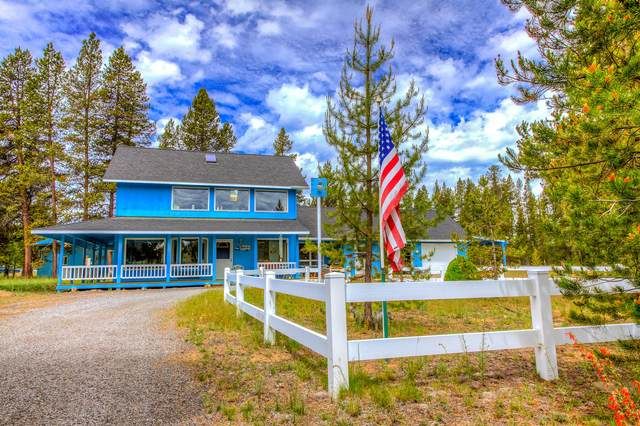 52887 Howard Lane, La Pine, OR 97739 (MLS #220103530) :: Bend Relo at Fred Real Estate Group