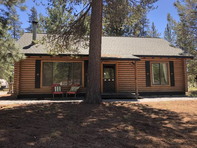 17521 Juno Court, La Pine, OR 97739 (MLS #220103564) :: Berkshire Hathaway HomeServices Northwest Real Estate