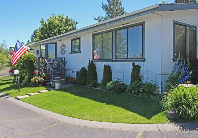1001 SE 15th Street #133, Bend, OR 97702 (MLS #220103586) :: Fred Real Estate Group of Central Oregon