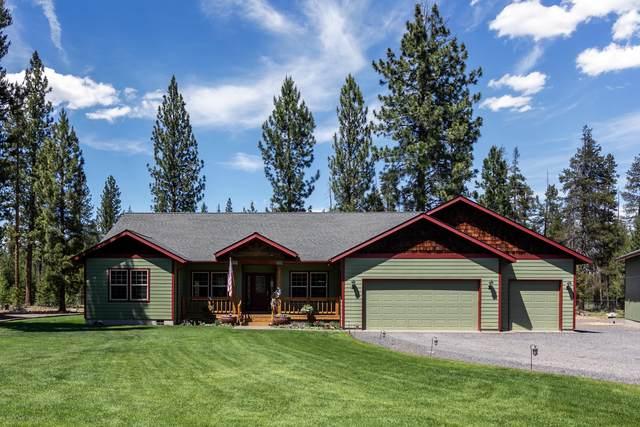885 Chapman Street, Gilchrist, OR 97737 (MLS #220103627) :: Berkshire Hathaway HomeServices Northwest Real Estate