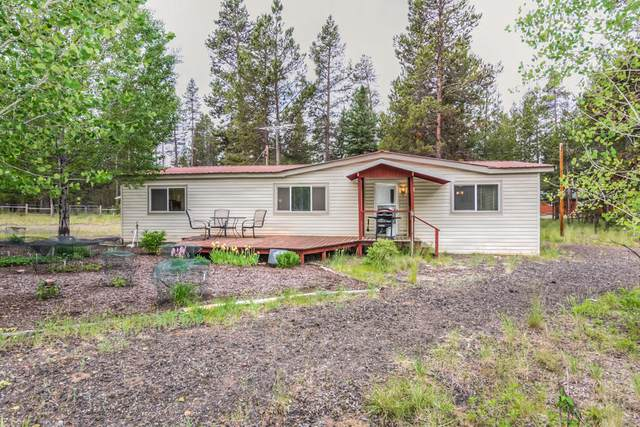 54761 Pinewood Avenue Avenue, Bend, OR 97707 (MLS #220103647) :: Berkshire Hathaway HomeServices Northwest Real Estate
