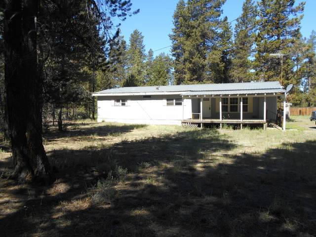 52743 Golden Astor Road, La Pine, OR 97739 (MLS #220103649) :: Bend Relo at Fred Real Estate Group
