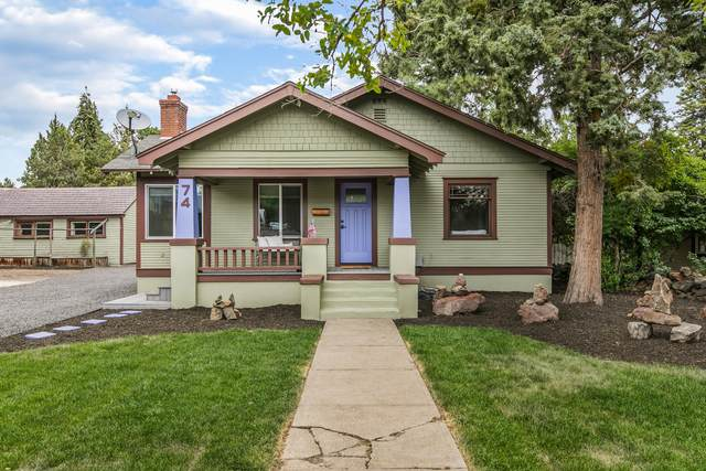74 NW Portland Avenue, Bend, OR 97703 (MLS #220103699) :: Fred Real Estate Group of Central Oregon