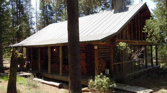 18009 Hwy 58, Crescent Lake, OR 97733 (MLS #220103700) :: Berkshire Hathaway HomeServices Northwest Real Estate