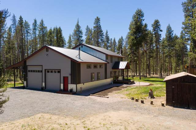 51355 Evans Way, La Pine, OR 97739 (MLS #220103739) :: Berkshire Hathaway HomeServices Northwest Real Estate