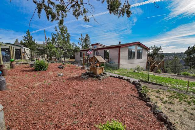 8905 SW Chandler Ridge Place, Terrebonne, OR 97760 (MLS #220103898) :: Team Birtola | High Desert Realty