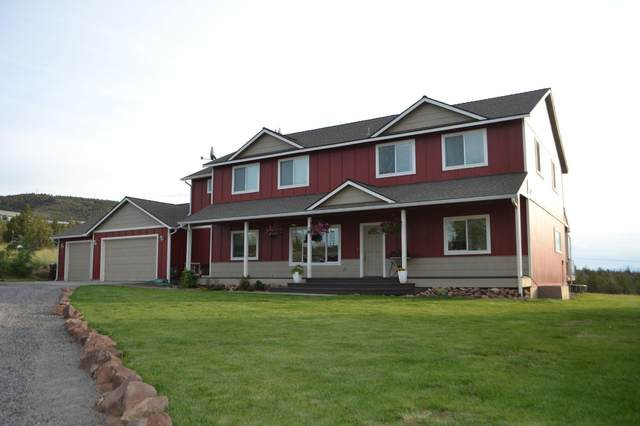 10198 S W Riggs Road, Powell Butte, OR 97753 (MLS #220103944) :: Team Birtola | High Desert Realty