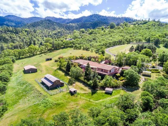 1515 Tolman Creek Road, Ashland, OR 97520 (MLS #220104043) :: Berkshire Hathaway HomeServices Northwest Real Estate