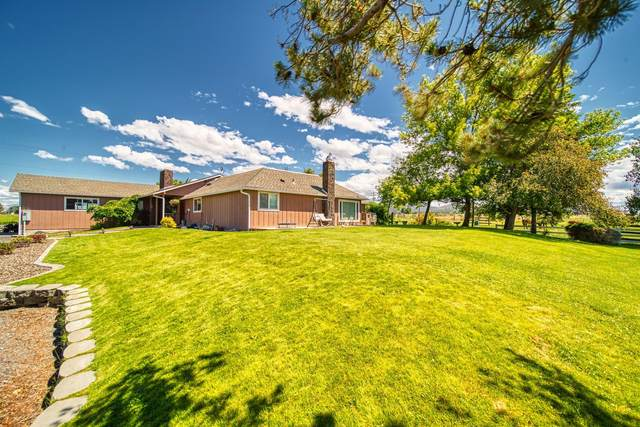15376 SW Riggs Road, Powell Butte, OR 97753 (MLS #220104066) :: Team Birtola | High Desert Realty