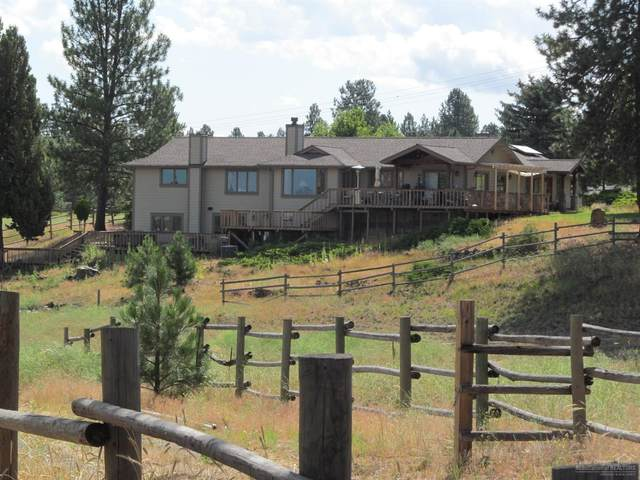60430 Woodside Road, Bend, OR 97702 (MLS #220104103) :: Bend Relo at Fred Real Estate Group