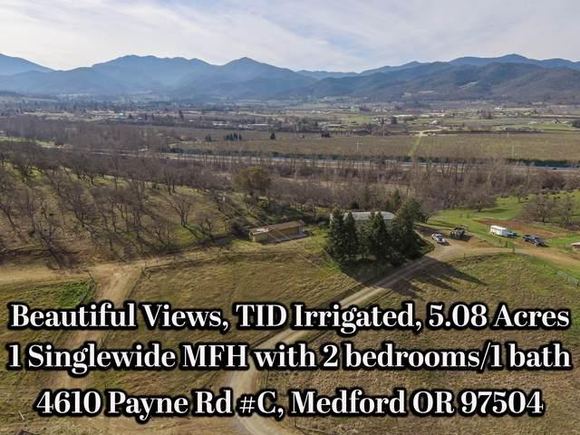 4610 Payne Road C, Medford, OR 97504 (MLS #220104161) :: Coldwell Banker Bain