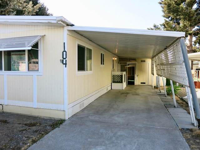 3431 S Pacific Highway #104, Medford, OR 97501 (MLS #220104182) :: Berkshire Hathaway HomeServices Northwest Real Estate