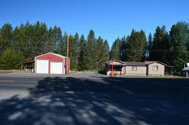 137308 Hwy 97, Crescent, OR 97733 (MLS #220104237) :: Fred Real Estate Group of Central Oregon