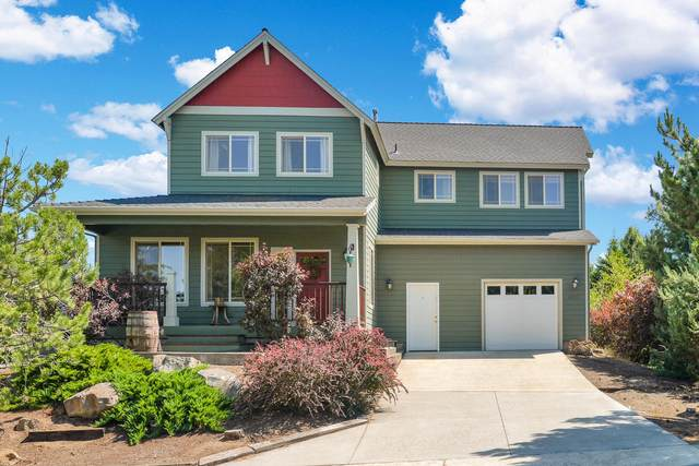 20791 Egypt Drive, Bend, OR 97701 (MLS #220104282) :: The Ladd Group
