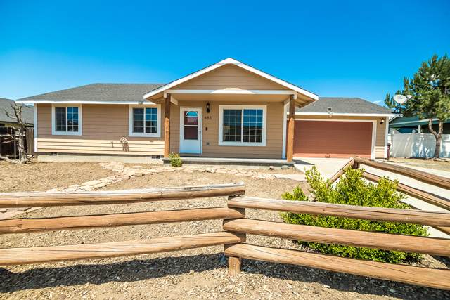 483 NE Cougar Loop, Prineville, OR 97754 (MLS #220104300) :: Team Birtola | High Desert Realty