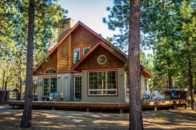 153544 Little River Loop, La Pine, OR 97739 (MLS #220104316) :: Bend Relo at Fred Real Estate Group