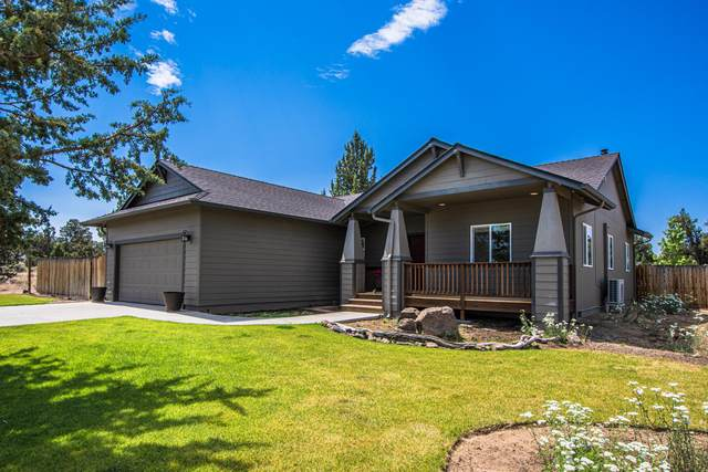 15920 SW Twin Lakes Road, Powell Butte, OR 97753 (MLS #220104393) :: Team Birtola | High Desert Realty