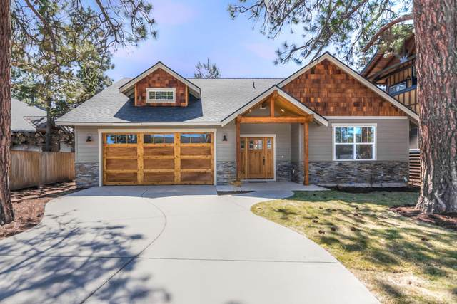 105 S Timber Pine Place, Sisters, OR 97759 (MLS #220104419) :: Berkshire Hathaway HomeServices Northwest Real Estate