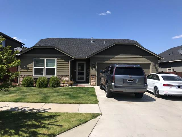 Address Not Published, Bend, OR 97701 (MLS #220104454) :: The Ladd Group