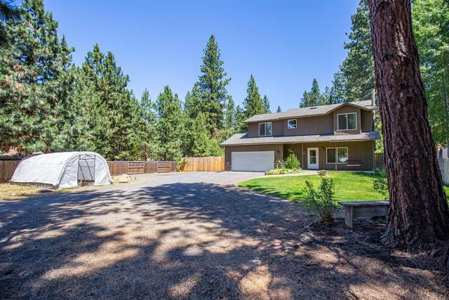 19198 Choctaw Road, Bend, OR 97702 (MLS #220104464) :: Bend Relo at Fred Real Estate Group