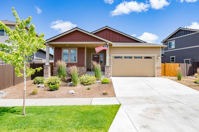 2378 NE Jackson Avenue, Bend, OR 97701 (MLS #220104543) :: Berkshire Hathaway HomeServices Northwest Real Estate